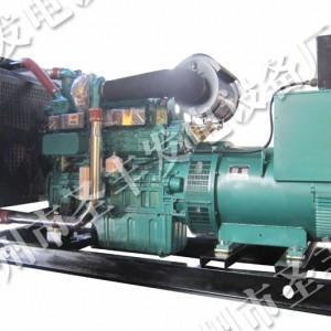 玉柴450千瓦柴油机组YC6T660L-D20