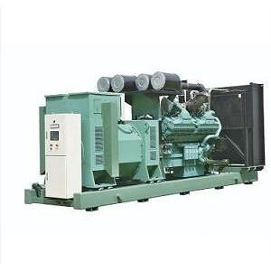 进口康明斯150KW柴油机组QSB7G5