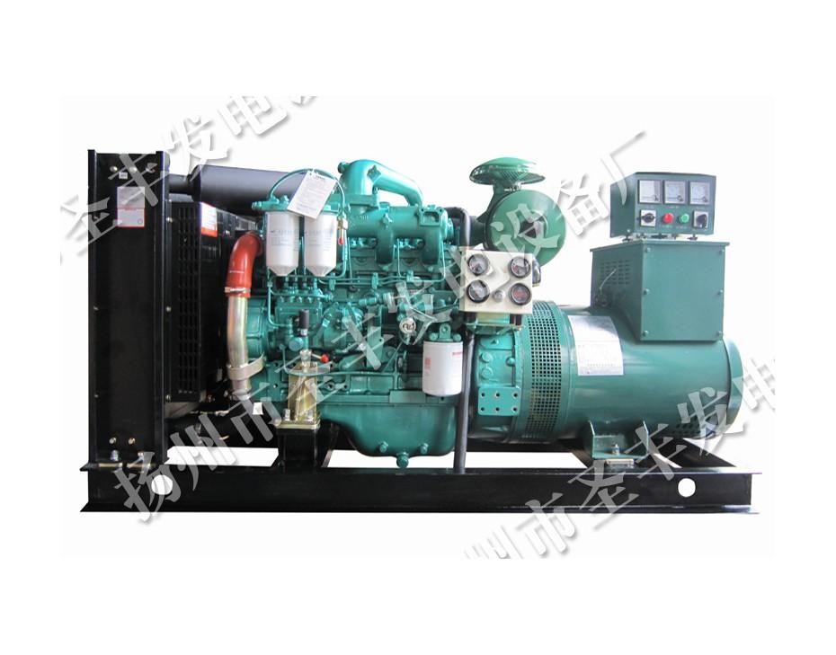玉柴50KW柴油发电机组图片YC4D85Z-D20