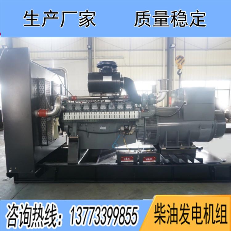 威曼800千瓦柴油发电机组D30A2