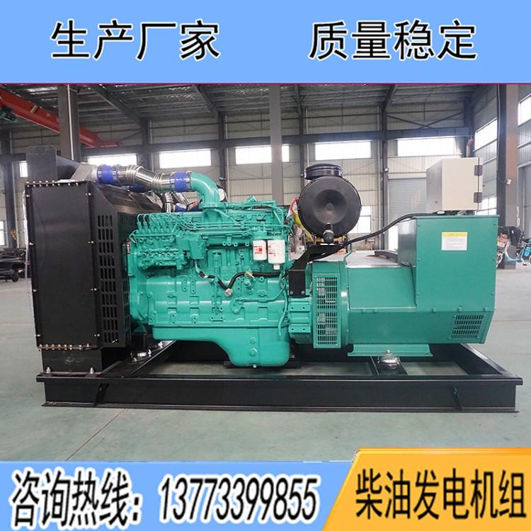 东风康明斯390KW柴油机组