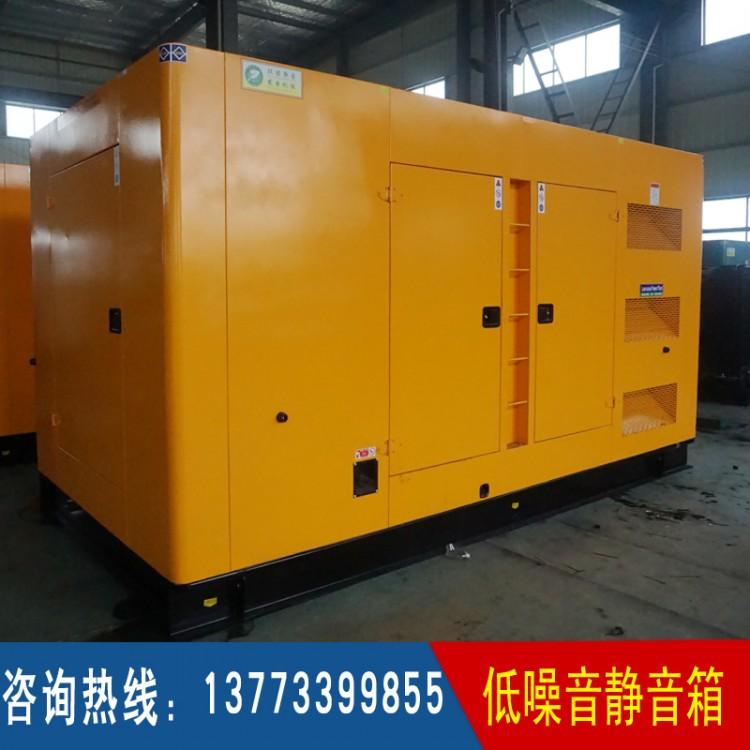 400KW固定式低噪音箱体 (不含柴油机组价格)