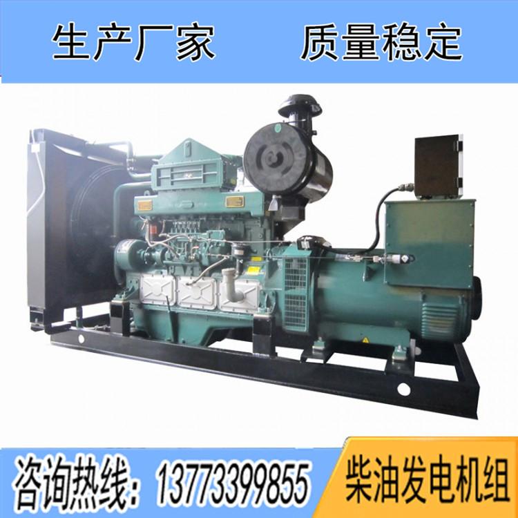 南通股份400KW柴油机组TCR450