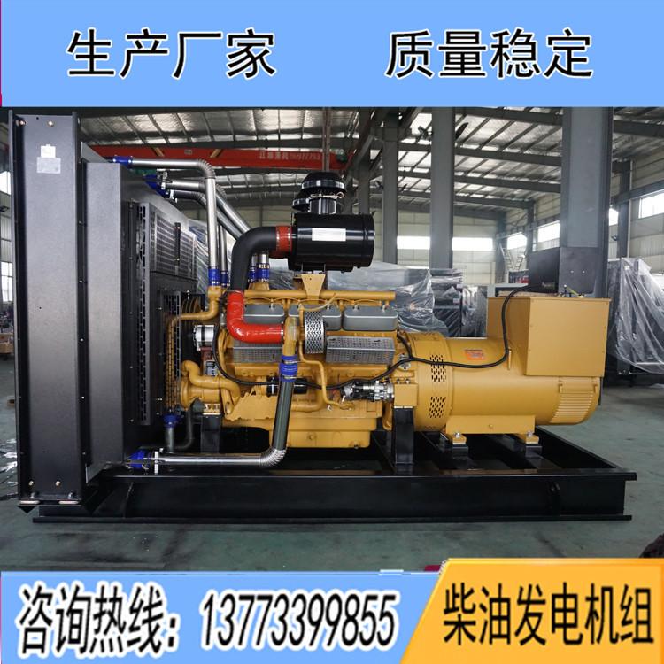 乾能600千瓦柴油机组QN28H816