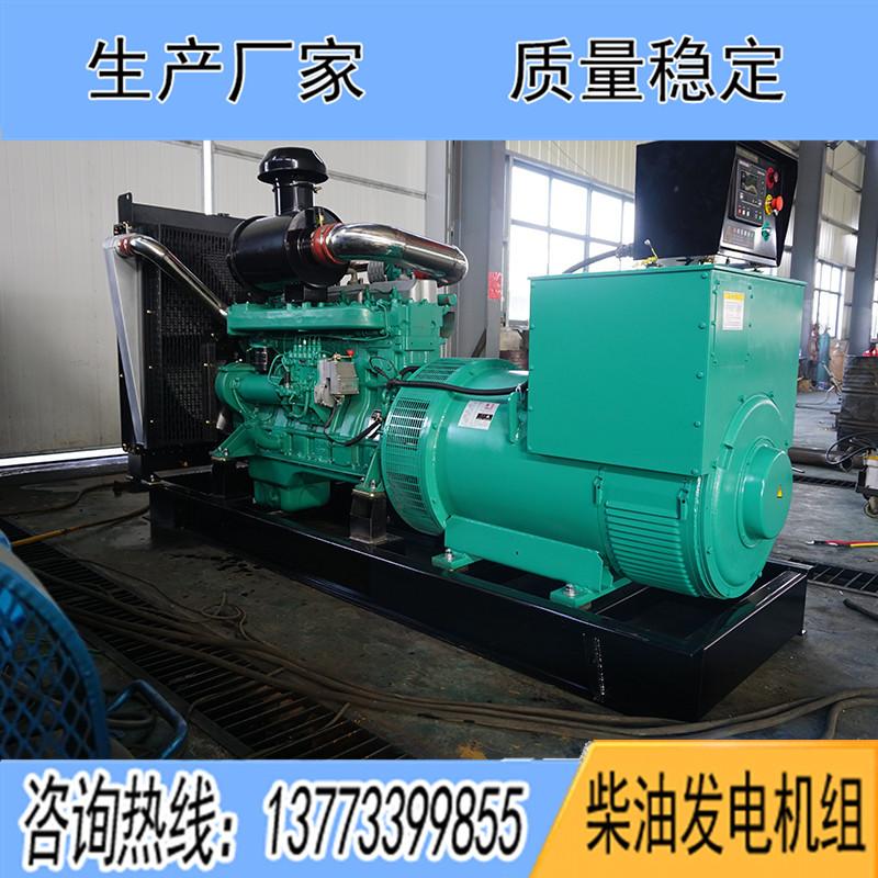 200KW乾能QND13H280G2柴油发电机组